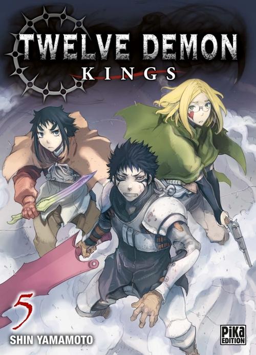 Twelve demon kings - Tome 05 - Shin Yamamoto