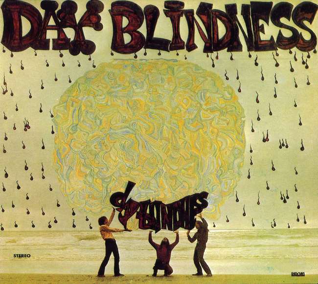 Day Blindness - Day Blindness (1969) [Psychedelic Rock Blues]