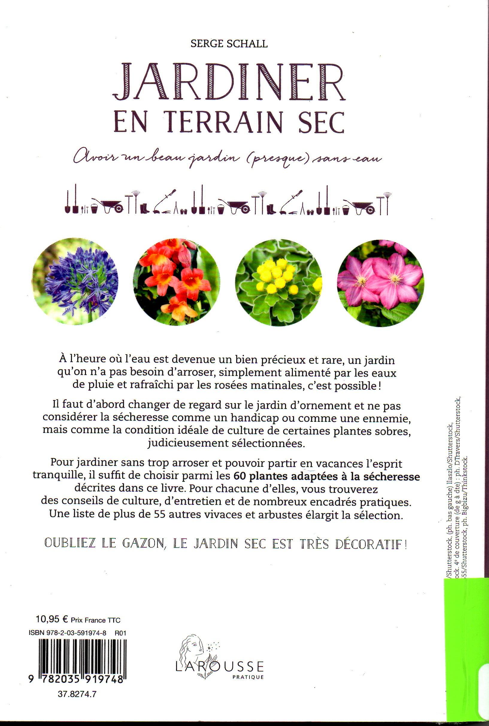 Jardiner en terrain sec Monjardindansleslandes