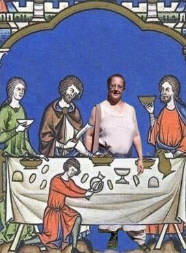 Enluminure Banquet