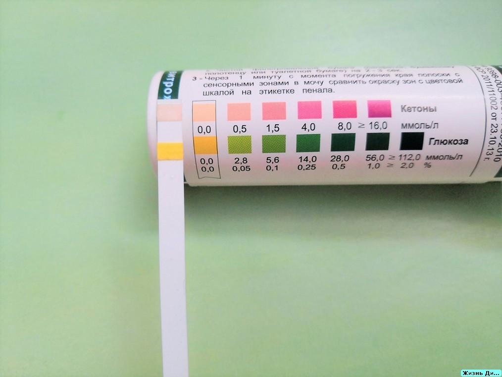 Метод снижения ацетона в организме при диабете