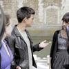 Jennifer (MlleJen) avec Taylor Lautner à Paris