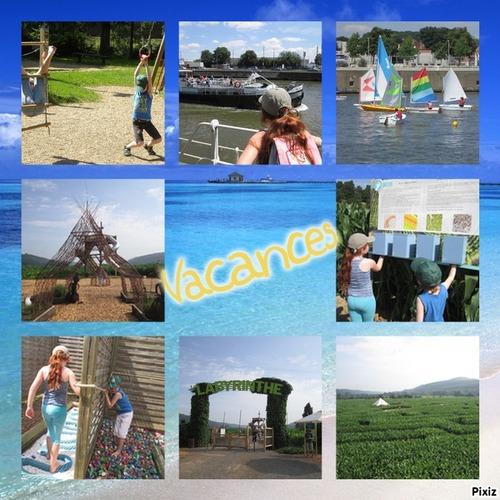 Les vacances pour Khanel 3