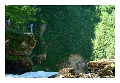Le saut du Doubs