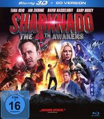 [Blu-ray 3D] Sharknado : The 4th Awakens