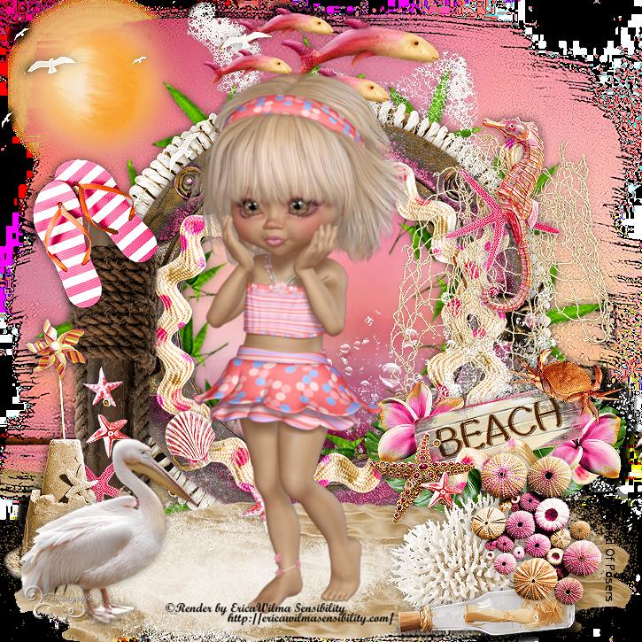 *** Beach Baby ***