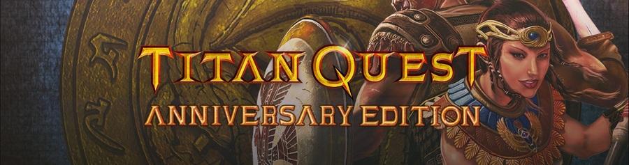 SORTIE : Titan Quest Atlantis*