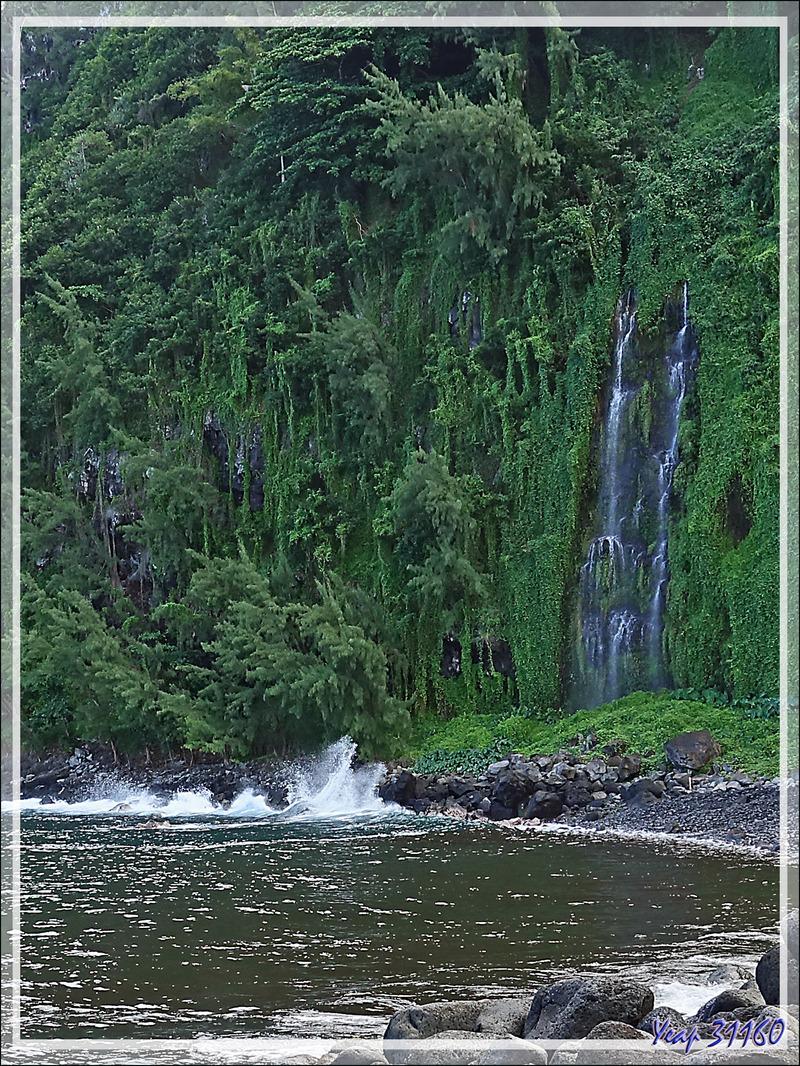 Anse des Cascades - Sainte-Rose - Île de la Réunion