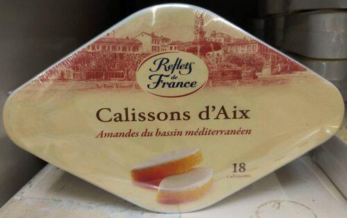 LES CALISSONS D'AIX