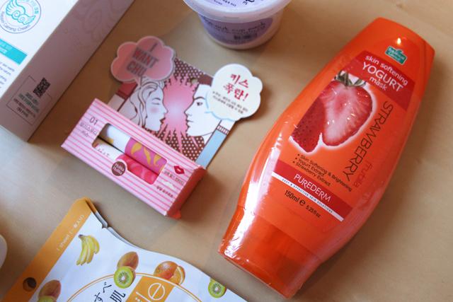[Unboxing] Superbox #56 - Yogurt cosmetics