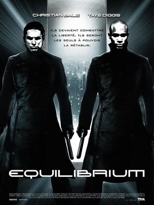 EQUILIBRIUM BOX OFFICE FRANCE 2003