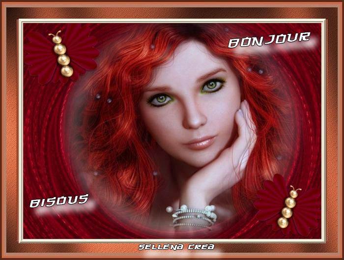 **Beautés rousses**Cartes