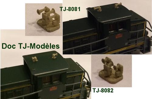 Pièces pour améliorations - TJ-Modèles