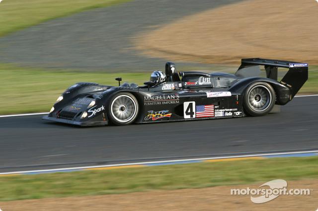 Le Mans 2003 Abandons