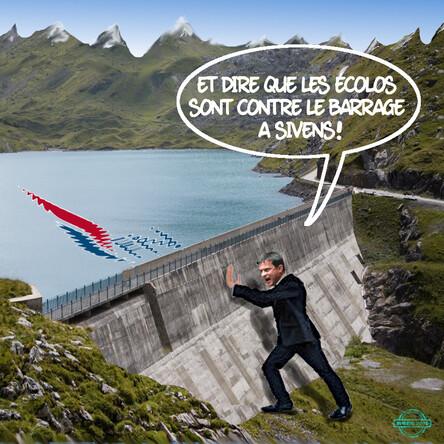 Valls barrage au FN