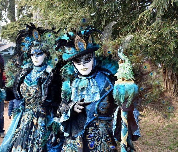 Le Carnaval Vénitien d'Annecy