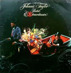 Johnnie Taylor - Rated Extraordinaire - Complete LP