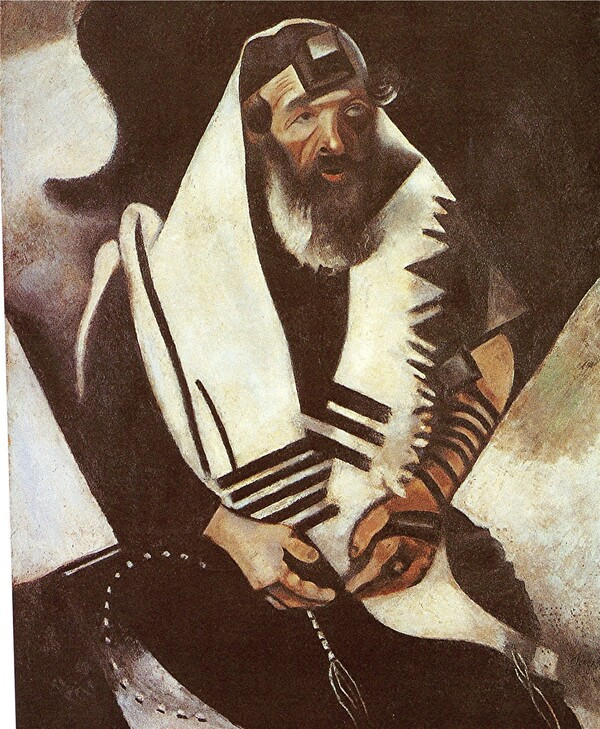 Chagall 7 /    1914 -retour à Vitebsk!