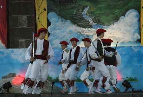Le Groupe du Pays Basque Espagnol.24.07.2016