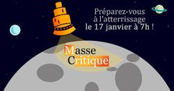 Réception Masse Critique Babelio du 10/02/2018