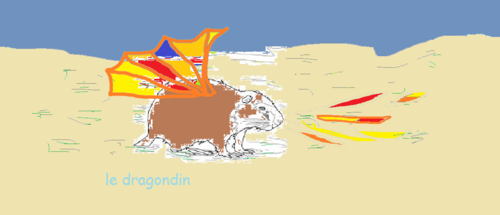Le  Dragondin