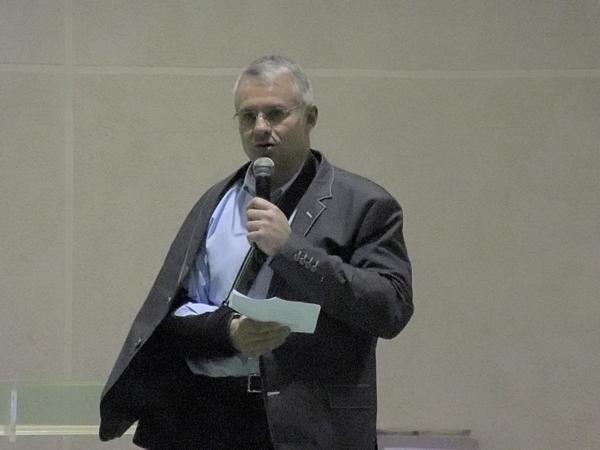 Hubert Brigand, Maire de Châtillon sur Seine, a présenté ses vœux pour l'année 2020
