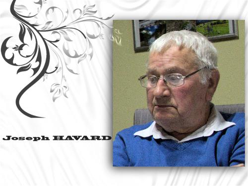 Joseph HAVARD