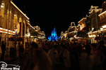 Magic Kingdom - Main Street & Central Plaza