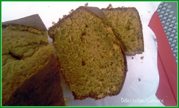 Cake aux carambars cub's