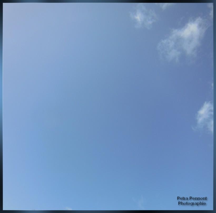 A 14h30 le ciel est dégagé