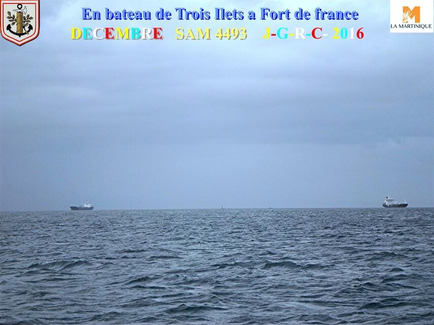 VACANCES MARTINIQUE 3 ILETS - FORT de FRANCE    1/2     D     22/05/2017
