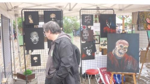Parcours d'artistes