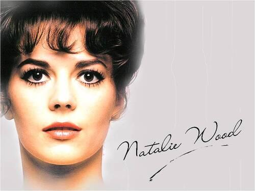 NATHALIE    WOOD    avec  Edouard  Merci