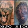 tatouages- une question de prix...