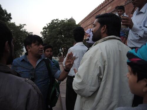 Inde 2014- Jour 10- direction Fatehpur Sikri