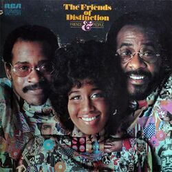 The Friends Of Distinction - Friends & People - Complete LP