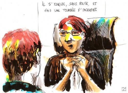Les Carnets du Grizzly au tribunal 11/10/12