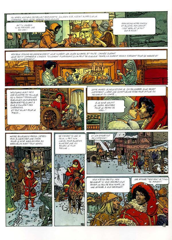 Le dindon de Noël