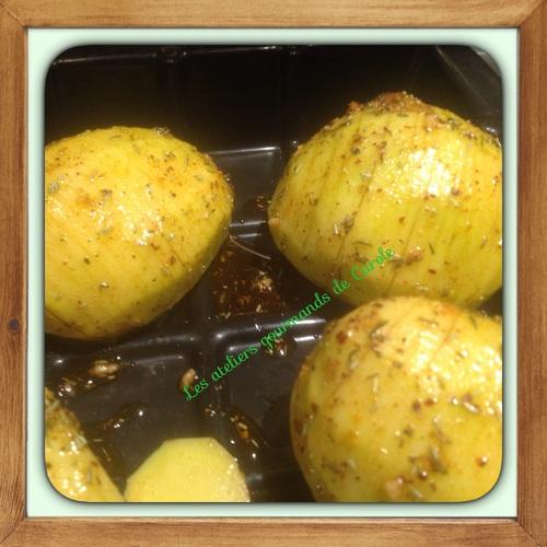 Pomme de terre à la suédoise