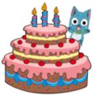 Joyeux anniv' avec Fairy Tail !!!!! ^^