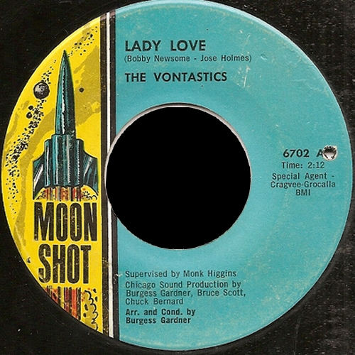The Vontastics : Lady Love