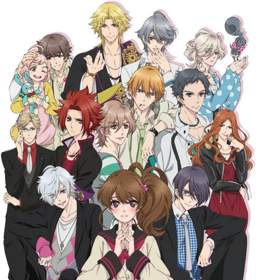 Brothers Conflict !