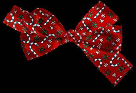 Noeud ,  ruban ( de Noël ) 3