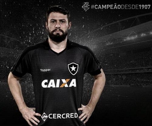 Acheter maillot Botafogo 2018 Pas Cher