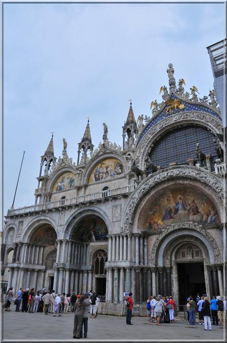 2 jours à Venise (3) : la Piazza San Marco