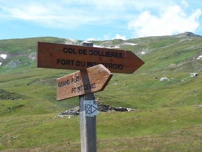 Topo Col de Sollières