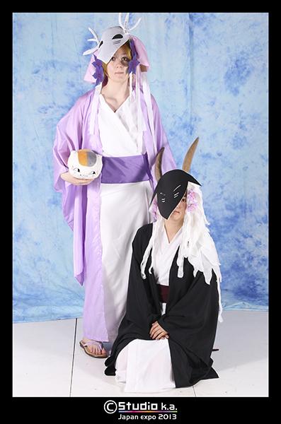 Cosplay d'Atsu-chan
