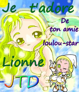 Merci Loulou-star