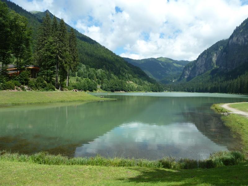 Balade autour du lac de Montriond