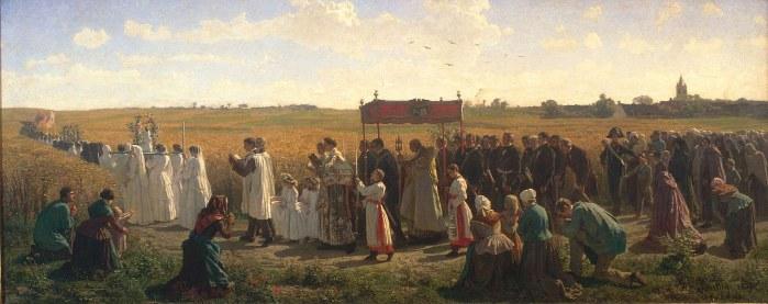 Redécouvrons... les traditions catholiques   L'histoire par l'image